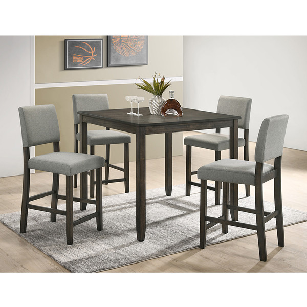 Derick Counter Height Dining Room Set