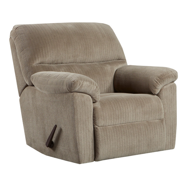 Affordable 2450 Chevron Seal Recliner