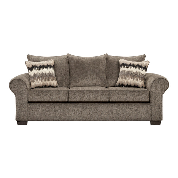 Affordable 7303 Camero Pewter Sofa