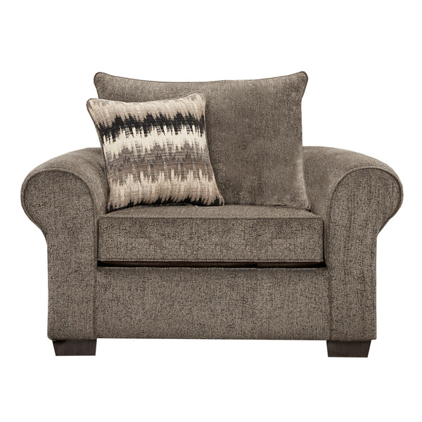 Affordable 7301 Camero Pewter Chair