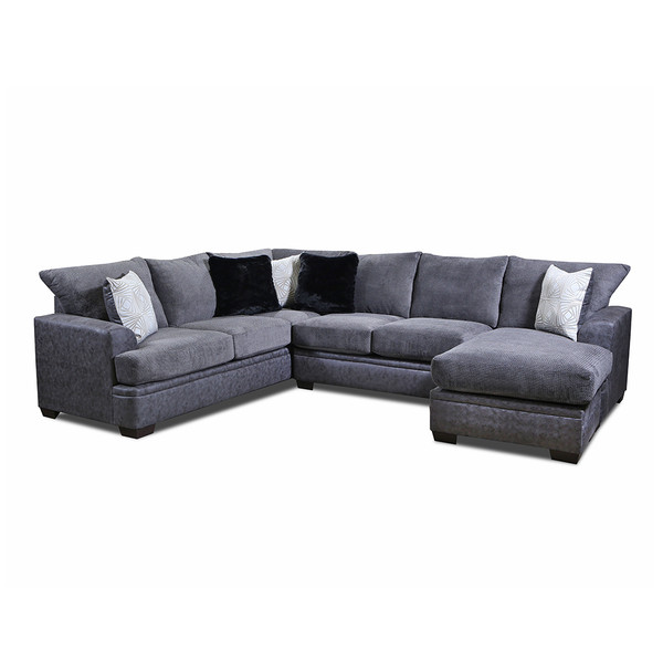 American 6800 Akan Graphite Sectional