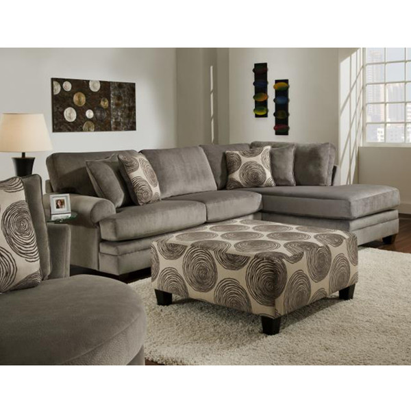 Dickson 1025 Jamba Mercury Sectional