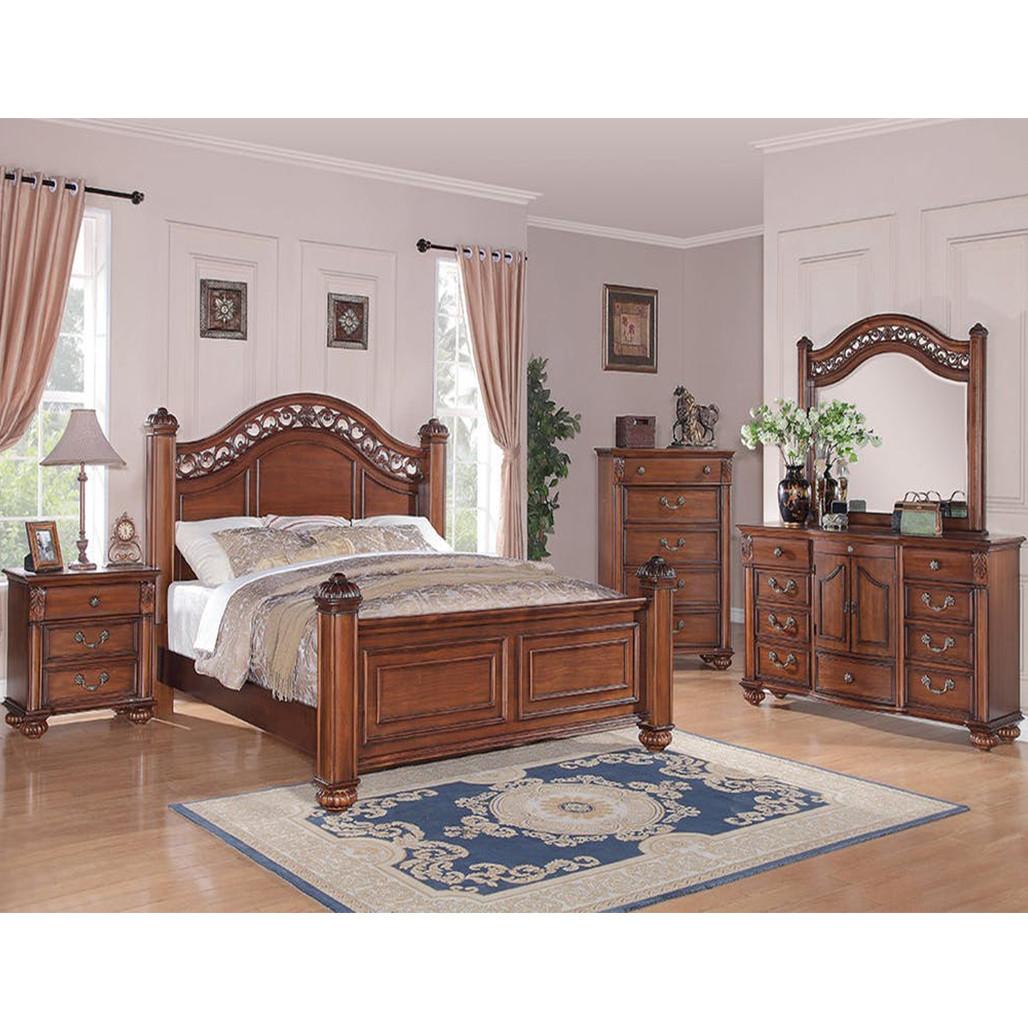 Barkley Square Bedroom Set