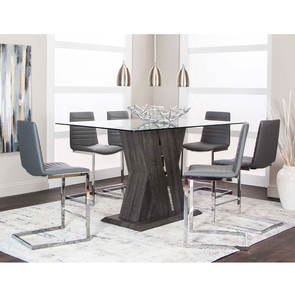 Cramco G5687 Sprint Dining Room Set