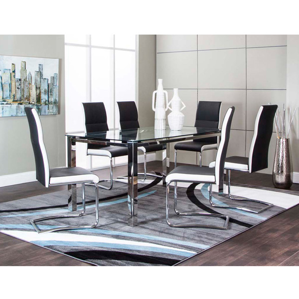 Cramco ND658 Skyline Dining Room Set