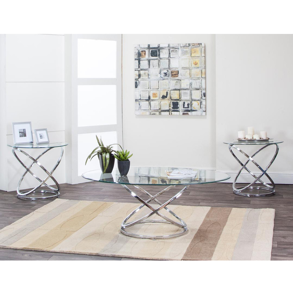 Cramco W2200 Gyro Coffee and End Tables