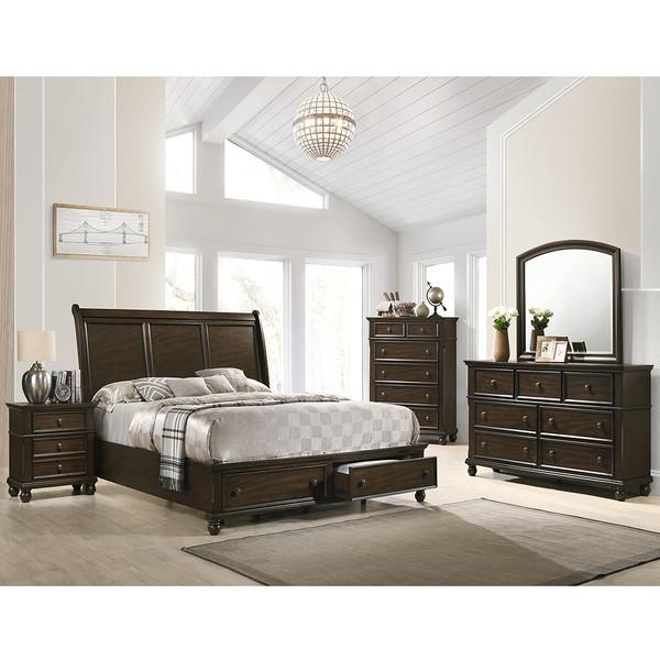 Crown Mark 6077 Lara Bedroom Set