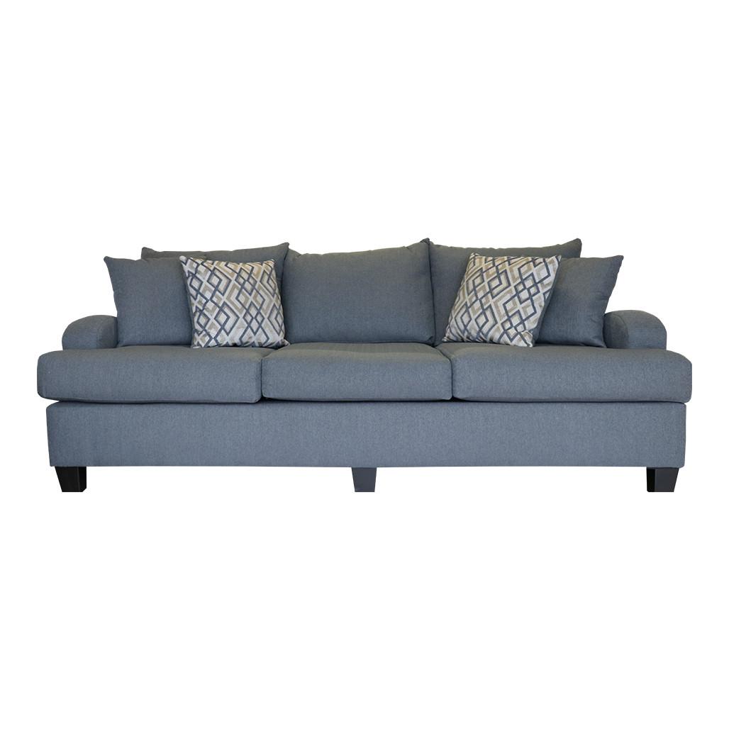 Zander Charcoal Sofa