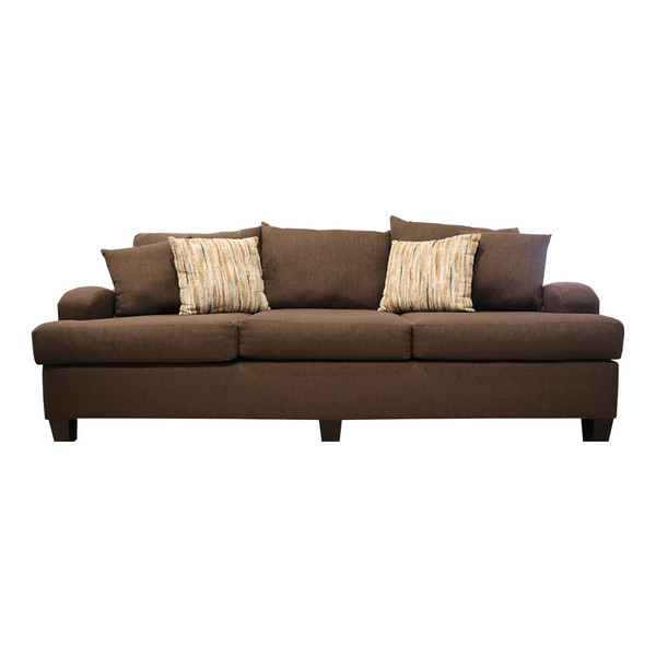 Dickson 1010 Zander Chocolate Sofa