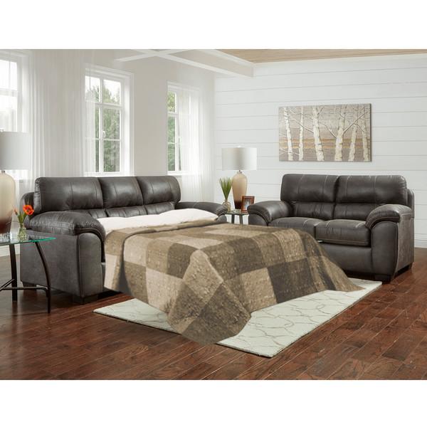 Affordable 5604 Sequoia Ash Sleeper Sofa