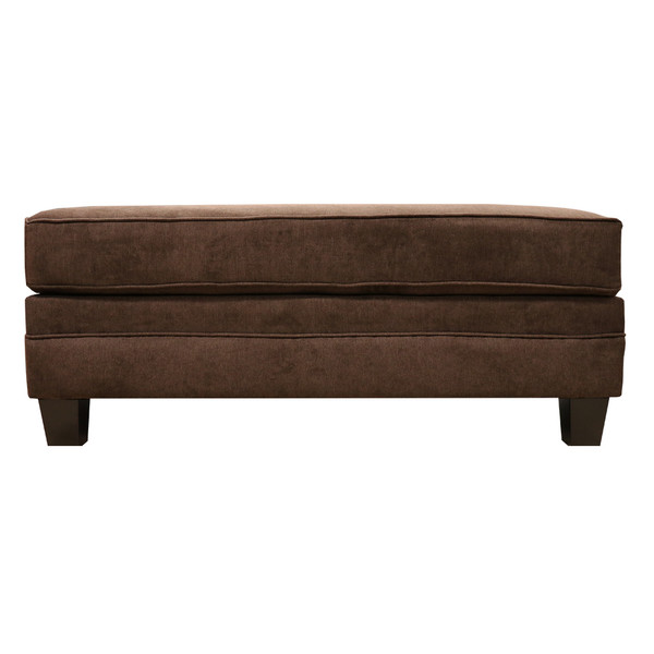 Sensation Fudge Ottoman
