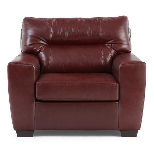 Lane 2043 Crimson Chair