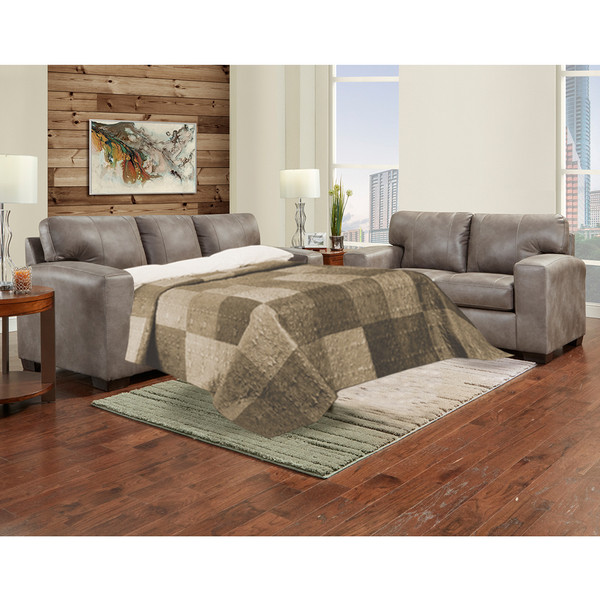Affordable 5900 Telluride Latte Sleeper Sofa