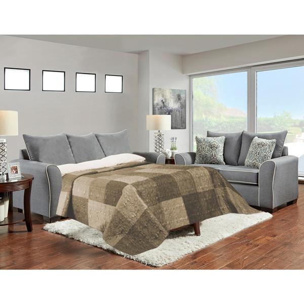 Affordable 5704 Ashton Graphite Sleeper Sofa