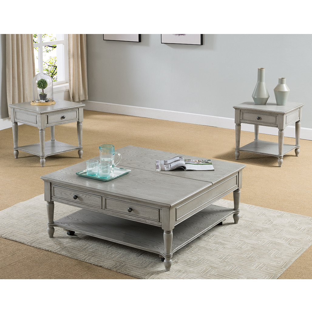 Crown Mark 4117 Liberty Coffee and End Tables