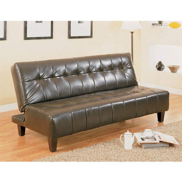 Marco Espresso Adjustable Sofa