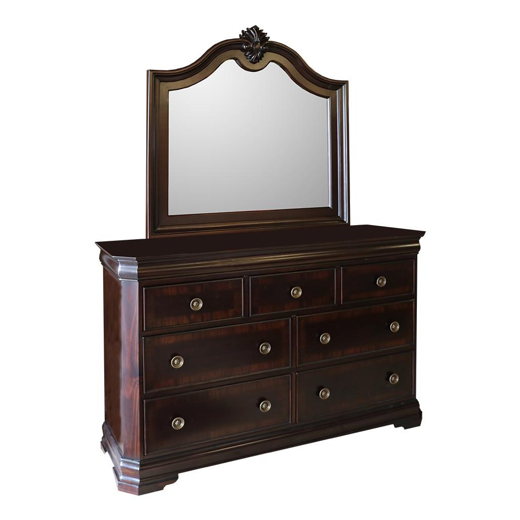 Charlotte Dresser and Mirror