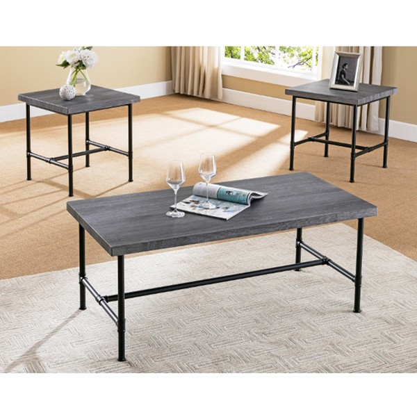 Frontier Coffee and End Tables