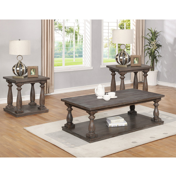 Regent Coffee and End Tables