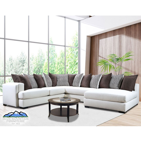 Credo Natural Sectional