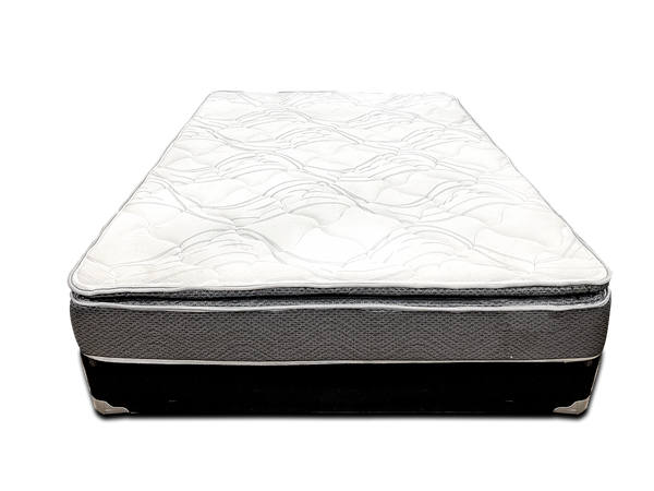 MD 106 Foam Encased Pillowtop Mattress