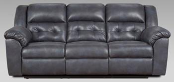 Telluride Indigo Motion Sofa