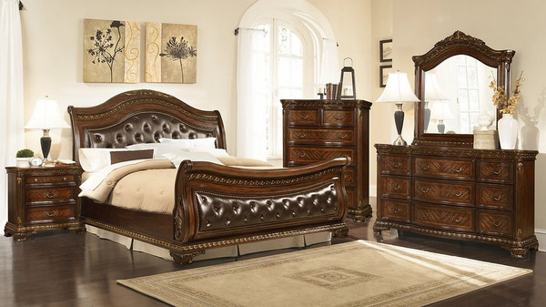 King Arthur Bedroom Set