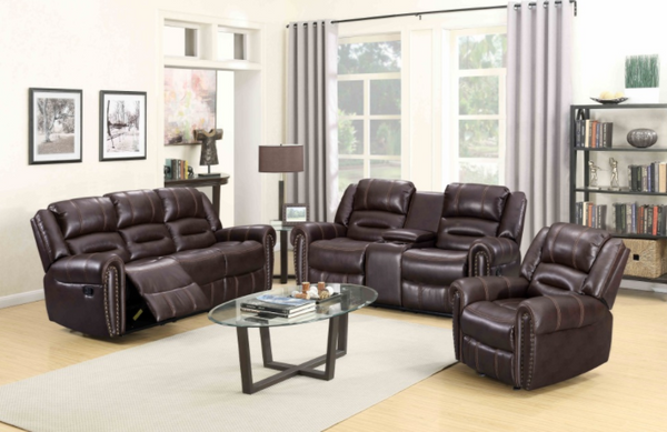 Lexington Sofa, Love, and Recliner