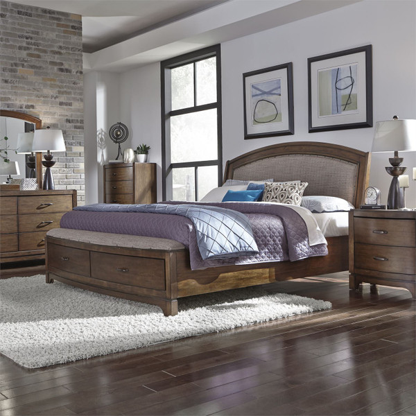 AVALON BEDROOM SET