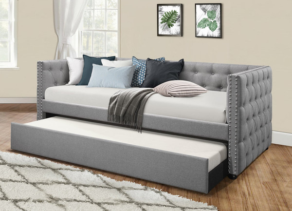 Courage Grey Daybed