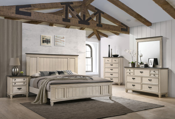 SAWYER BEDROOM SET