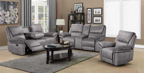 Victoria Sofa, Love, and Recliner