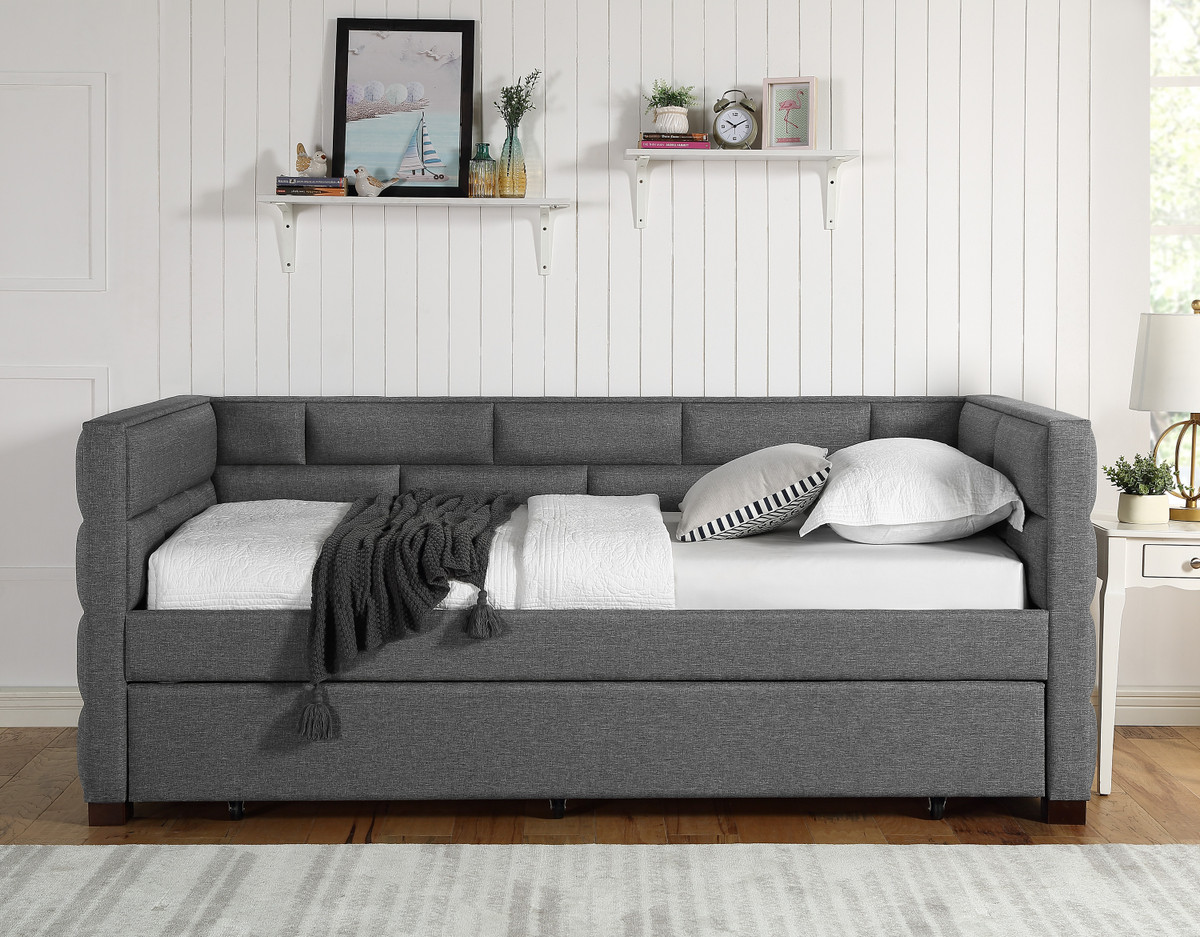 Flannery Grey  Daybed