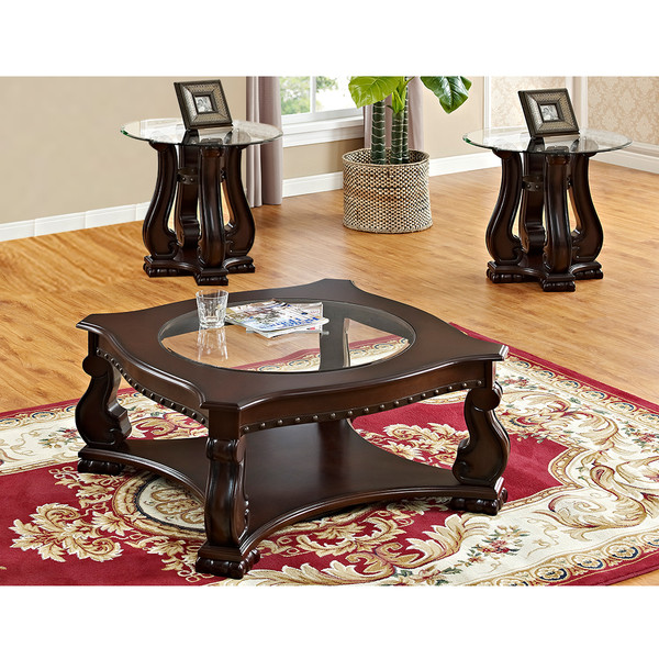 Crown Mark 4320 Madison Coffee and End Tables