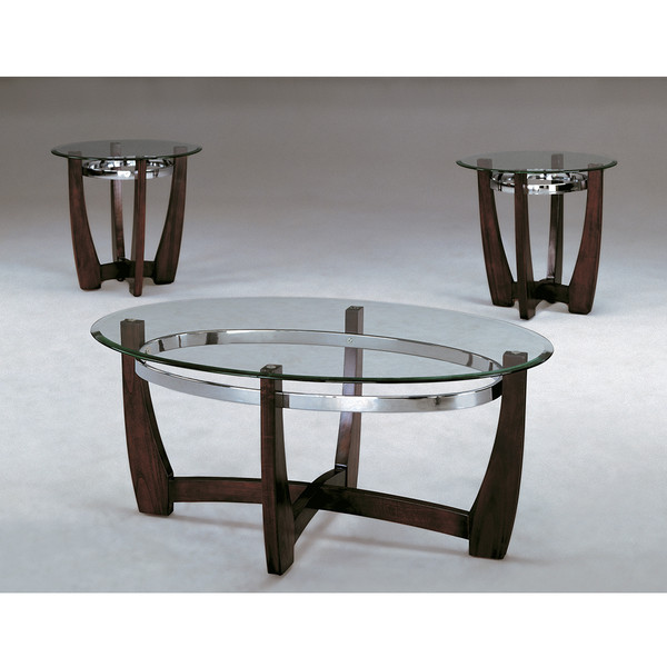 Crown Mark 4272 Mitchell Coffee and End Tables