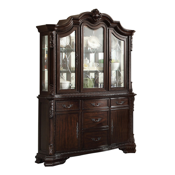 Crown Mark 2150 Kiera Buffet and Hutch