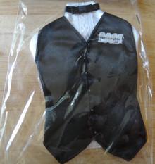 Groom Tux Wedding Shower Satin Fabric Favor Gift Bags