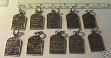 14 Sterling Silver Jehovah Divine Titles of God Sterling Silver Charms