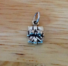 8x11mm Small Gift or Present for Holiday or Birthday Sterling Silver Charm