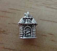 Princess Castle Sterling Silver Charm!