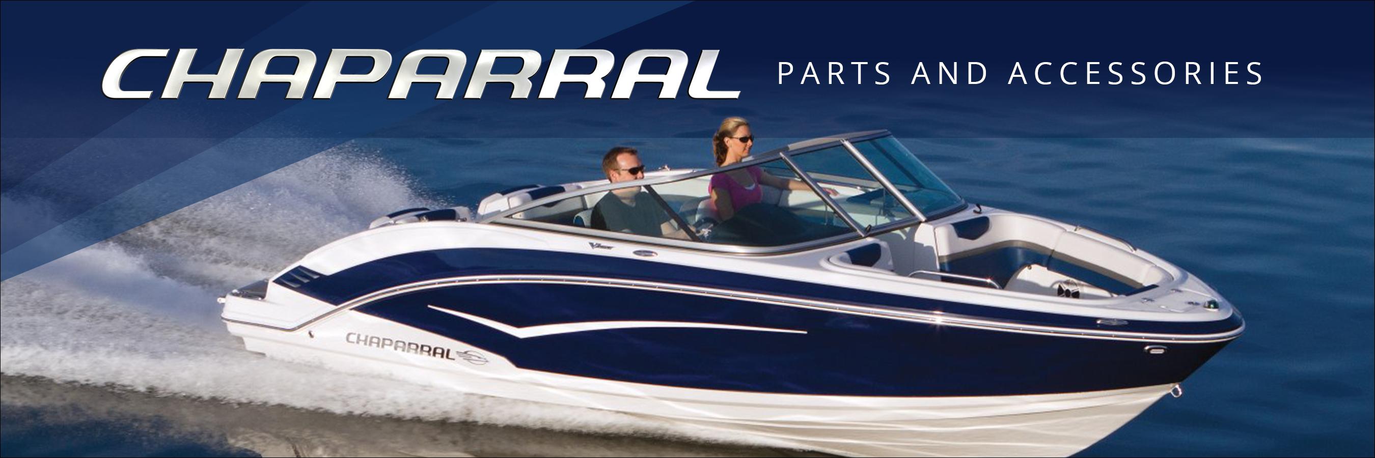 Chaparral Boat Parts