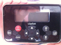 CLARION STEREO REMOTE MW3 - 8 PIN - 44.00079