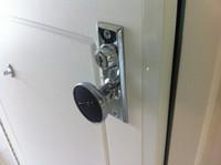 PARKER CABIN DOOR LOCK SET