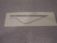 PARKER ARROW HEAD DECAL - STARBOARD SIDE