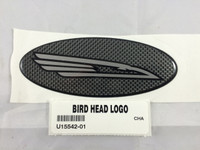CHAPARRAL BIRD HEAD LOGO  ** AS OF 6-15-2018 ONLY 1 IN STOCK
