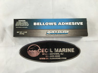 BELLOWS ADHESIVE 92-86166Q1