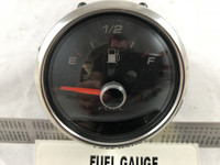BLACK FACE FUEL GAUGE - GBC704