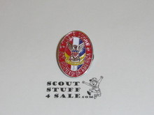 "Eagle Scout Enamel Lapel Pin, 1"" Tall - GREAT EAGLE SCOUT GIFT"