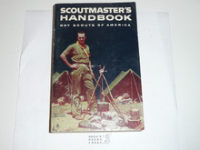 1970 Scoutmasters Handbook, Fifth Edition, Eleventh Printing, MINT Condition, Norman Rockwell Cover