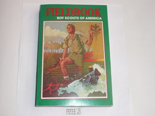 1984 Boy Scout Field Book, Third Edition, Second Printing, MINT condition